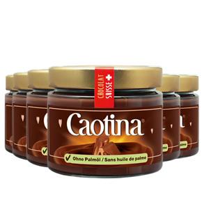 Caotina Creme Chocolat, 300g 6er Pack