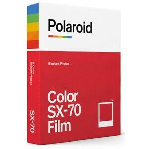 Polaroid Originals SX-70 Instantanée Film Couleur Daté 05/21