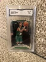 Romeo Langford Rookie 2019 Prizm Graded 10 Boston Celtics