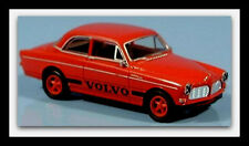wonderful modelcar VOLVO AMAZON 123 2-DOOR 1966 VOLVO RACING - red - scale 1/87