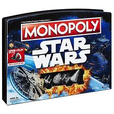 Monopoly: Star Wars (Open & Play Case), board game, Brand New and Sealed
