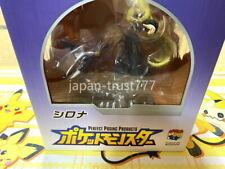 Pokemon Cynthia & Garchomp MEDICOM TOY non-scale PVC Figure Japan Import *NEW*