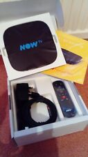 Brand new Now TV Smart box Freeview HD Built in HD streamer 4500sk- Netflix WiFi