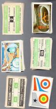 FIGURINE PANINI LA CONQUISTA DELL SPAZIO 1973 - LOTTO 204 FIGURINE