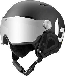 Bollé MIGHT VISOR Unisex Adult Ski Snowboard Helmet BNWT