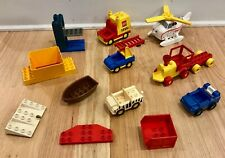 New ListingLot of Lego Duplo Vehicles and Other Pieces