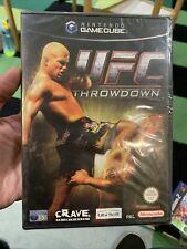 UFC Throwdown - Nintendo Gamecube - BRAND NEW FACTORY SEALED!