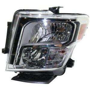 LH Left Driver side Headlamp Headlight Assembly fits 2017 2019 Nissan Titan