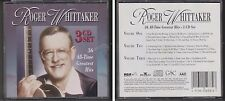ROGER WHITTAKER 36 All Time Greatest Hits 3 CD Set Oldies Last Farewell Rare 70s