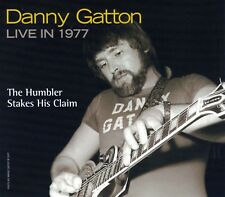 Danny Gatton-DANNY GATTON LIVE IN 1977: HUMBLER STAKES CLAIM  CD NEW