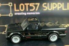 Hot Wheels 1:64 LOOSE 91' 1991 GMC Syclone Custom SUPER w/Real Riders
