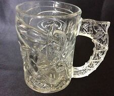 COLLECTIBLE Vintage Glass BATMAN FOREVER McDonalds Mug
