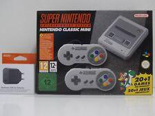 Nintendo Classic Mini SNES Super Nintendo System inkl 21 Spiele + USB AC Adapter