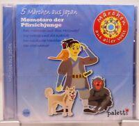 Märchen aus aller Welt + CD + 5 Geschichten aus Japan + Hörbuch für Kinder ab 5