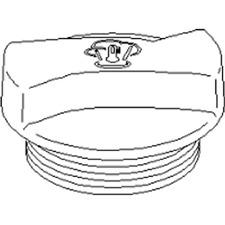 Verschlußdeckel Kühlmittelbehälter - Topran 107 532