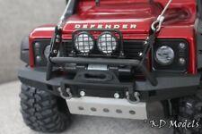 Dual Spot Lights & LEDs for Traxxas TRX-4 Landrover D110 Scale Crawler