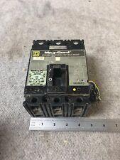Square D Mag-Gard Circuit Breaker 50A/600V/3P Fal3605016M1212