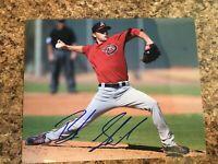Braden Shipley Signed 8x10 Photo Autograph Arizona Diamondbacks