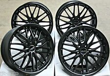 "18"" CRUIZE 190 MB ALLOY WHEELS FIT ALFA ROMEO 159 BRERA GIULIETTA SPIDER"