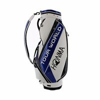 Honma Golf Caddy Bag TOUR WORLD CB-1731 Men White / Blue
