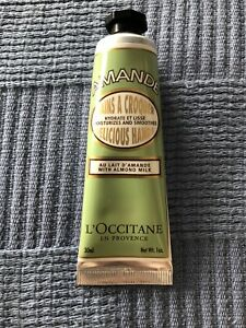 L'Occitane Delicious Hands With Almond Milk - 30ml
