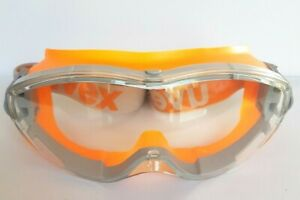 UVEX ULTRASONIC Safety Goggles | GERMAN MADE | Choose lens