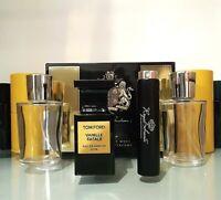 TOM FORD VANILLE FATALE EDP in 10ml Perfume Sample Travel Spray
