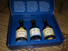 "El Dorado Rum - Mini Bottles 5 cl  "" All 3 Edition ""  Collector + Sold Out !"