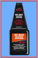 Automatic Transmission Fluid (ATF) Synthetic Modifier Additive reduce heat/ware