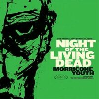 Night of the Living Dead Original Soundtrack Morricone Youth (Vinyl, Sep-2016)