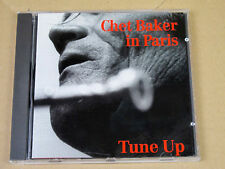 CD Chet Baker in Paris Tune Up West Wind 2037 1990 recorded 1980