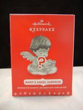 Hallmark Keepsake Ornament 2016 Mary's Angel Surprise - Unopened - NIB