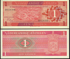 Netherland Antilles 1 Gulden1970 Mint Unc Pick 20