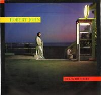 ROBERT JOHN back on the street AML 3014 A1U/B1U 1st press uk 1980 LP PS EX/EX