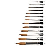 Winsor & Newton Series 7 Kolinsky Sable Water Colour Brush Size 1
