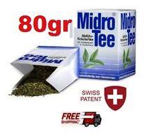 Midro Tee (Tee) Senna Extrakt Natürliche sanfte Kräutertee Abführmittel, abnehm - 80g