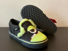 VANS Boys Kids Shoes Sneakers Toddler Size 7.5 BRAND NEW