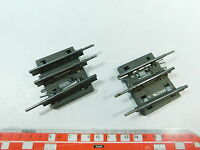 AT472-0,5# 2x Märklin Verschiebegleis zw. Spur 0 u. Spur 1 für elektr. Betrieb
