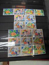 GROSSBRITANNIEN GB 1189 - 1193 postfrisch Zusammendrucke aus MH 84 MNH 1989