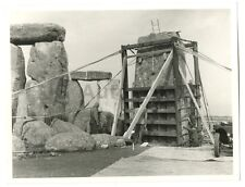 Stonehenge - Vintage Publication Photograph - England