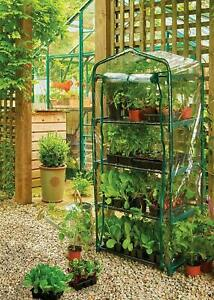 Gardman PVC Replacement Cover for 4 Tier Growhouse  08711