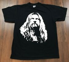 Rob Zombie Lords Of Salem Tour 2006 Shirt Size Large Used Great Condition!