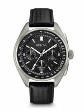 Bulova 96B251 Moon Apollo Lunar Pilot Special Edition Men Watch - Black