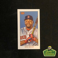 David Ortiz Topps T206 2020 Series 4 Base Card
