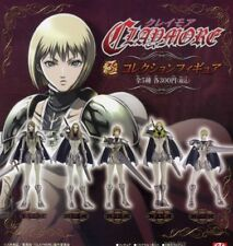 Claymore Capsule Figure Collection Doll 5pcs Complete set Clare/Miria/Teresa+2