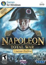 PC - Napoleon Total War Limited Edition mit OVP