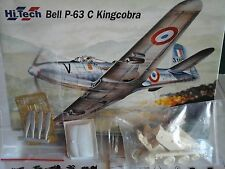 BELL P-63 C KINGCOBRA 1/48 SCALE HI TECK MODEL+PHOTOETCHED+RESIN+VACUFORM+METAL