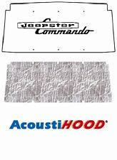1966 1971 Jeepster Commando Under Hood Cover with J-030 Commando