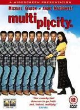 Multiplicity [DVD] [1996] By Michael Keaton,Andie MacDowell,Harold Ramis,Lee .