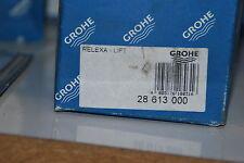 GROHE 28613 28613000 RELEXA LIFT ECKMONTAGE SET HALTERUNGEN CHROM NEU
